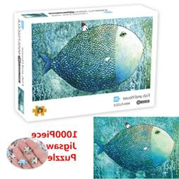 1000Piece Jigsaw Puzzle Adult Mini Puzzle Game Kid Gift Toy