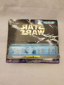 1996 Galoob Star Wars Micro Machines Imperial Officers Mini