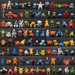 24 pcs brand new lots cute pokemon