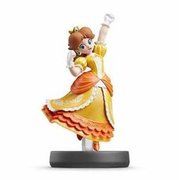 amiibo Daisy Super Smash Bros Mini Figure Game Toy Nintendo