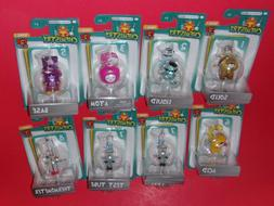 Basher Science mini figures Astronomy Biology Chemistry Rock