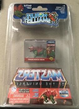 Battle Cat - Masters Of The Universe Worlds Smallest Hasbro