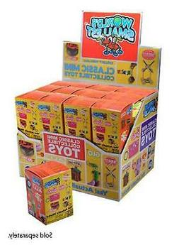 Worlds Smallest Classic Novelty Toy Series 2 Blind Box, 1 co