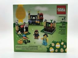 Lego Holiday Easter Egg Hunt #40237 with 2 Mini Figures 145