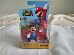 Jakks Super Mario Nintendo Mini Figure New Free Shipping