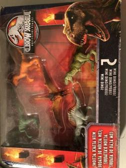 Jurassic World Legacy Collection 5 Mini Dinos Action Figures