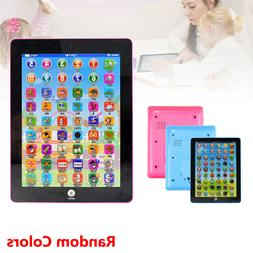 Kid Children Tablet Mini Pad Educational Toys Gift for Toddl