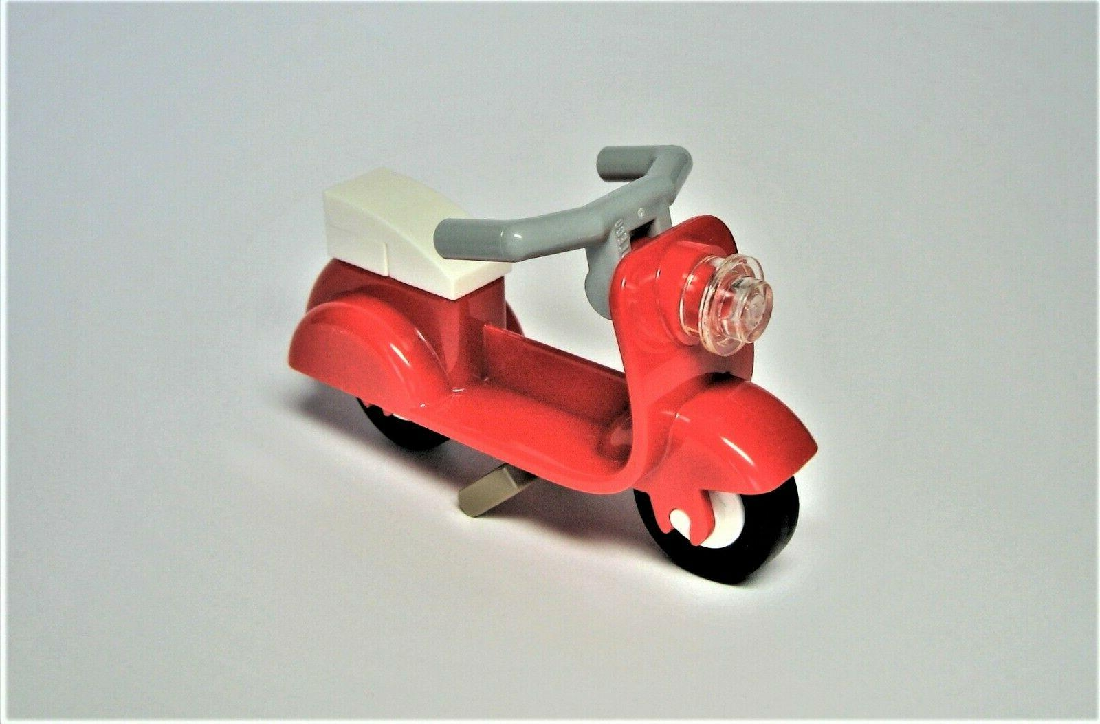 adorable new friends minifigure mini doll scooter