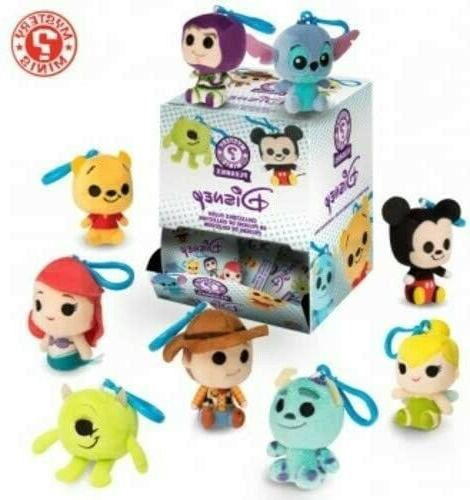 disney mystery minis plushies mystery pack backpack