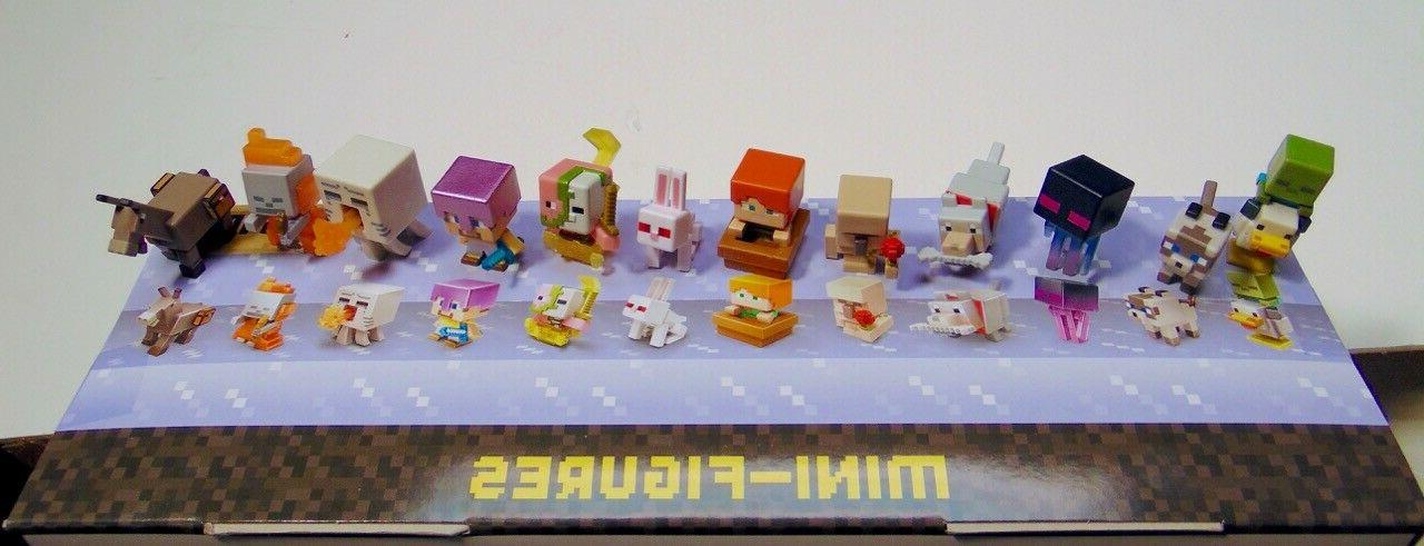 minecraft mini figures new cute earth dungeon