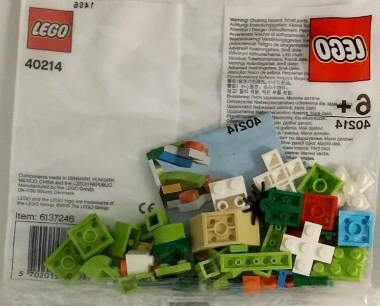 LEGO MONTHLY POLYBAG FROG 40214 TOY