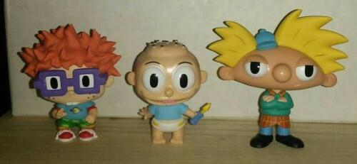 Funko Mystery Minis 90's Nickelodeon TOYS 'R' US ICKIS HEFFER