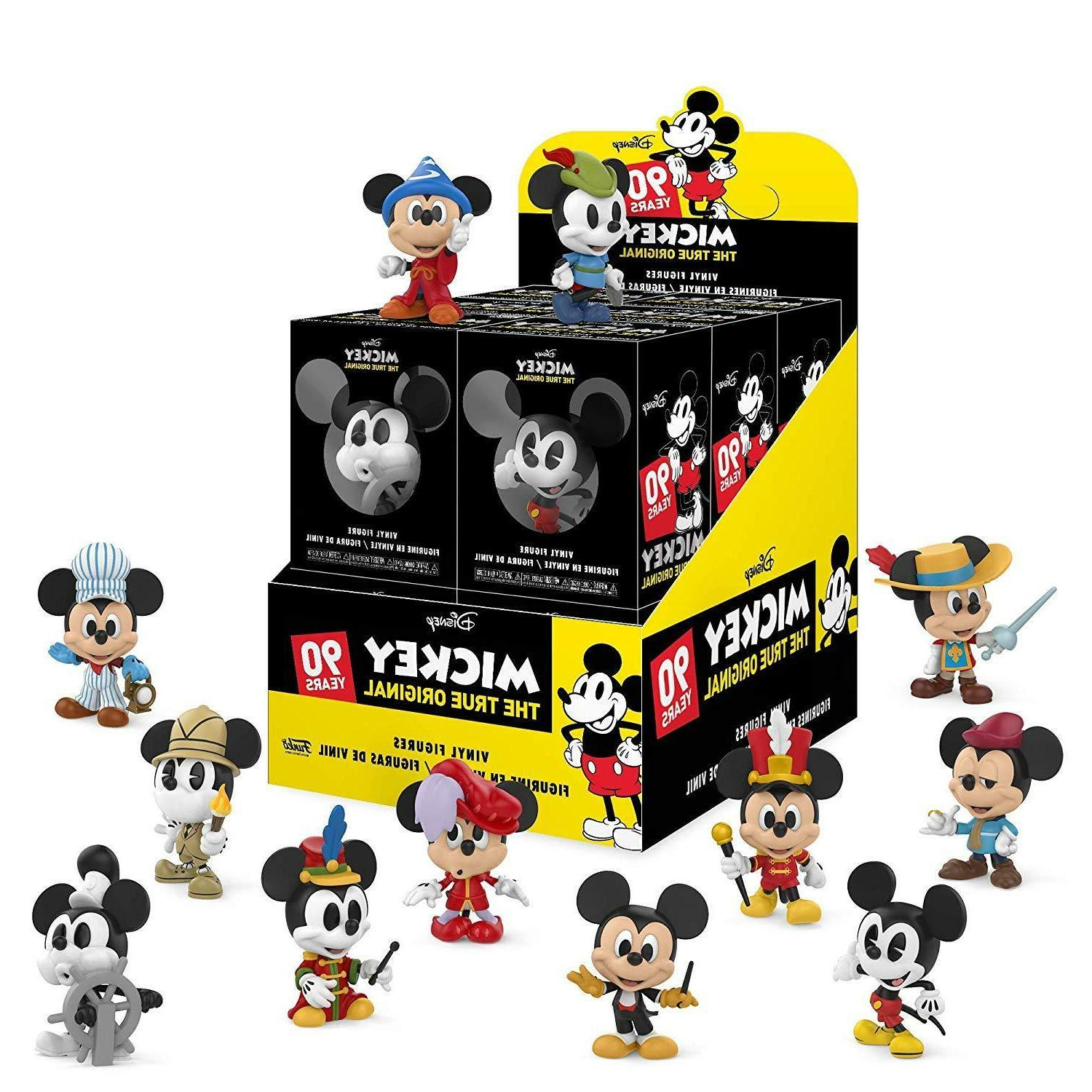 mystery minis mickey mouse 90th birthday 2