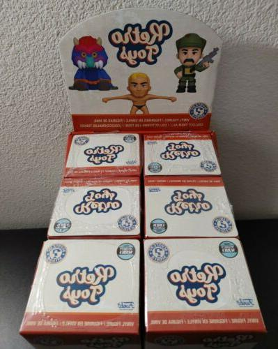 Funko Mystery Minis Retro Toys Specialty Series Unopened Factory