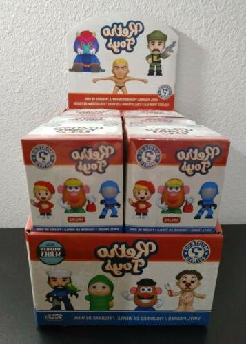 mystery minis retro toys specialty series unopened
