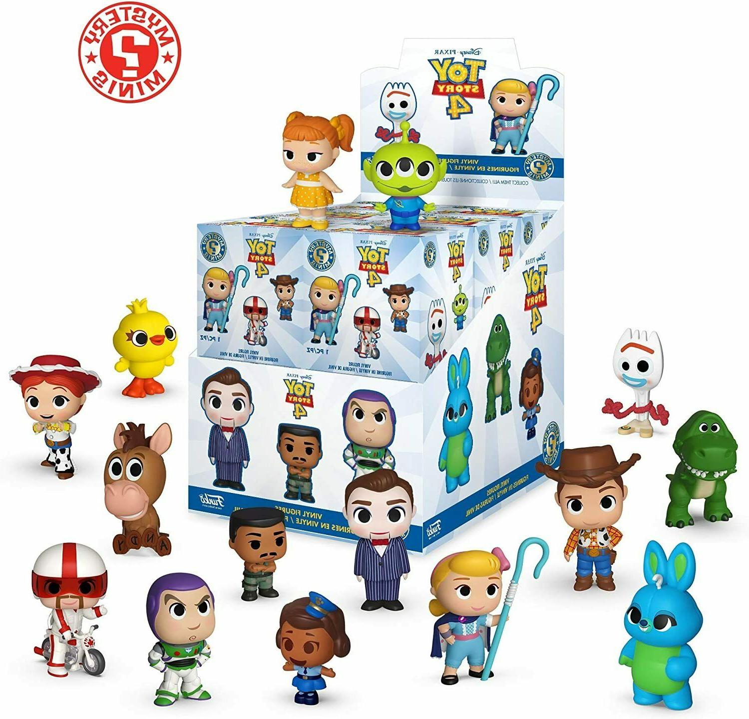 mystery minis toy story 4 blind box