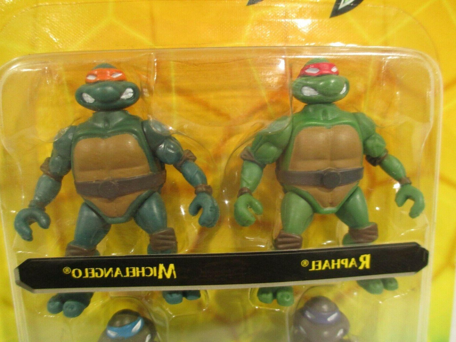 Leo Mini TMNT Playmates