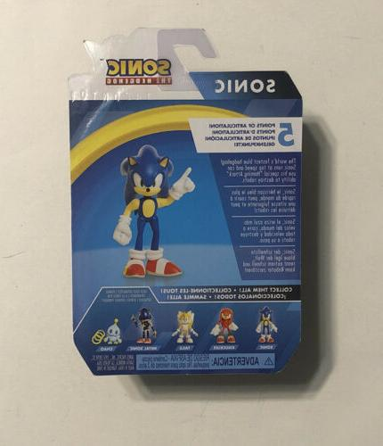 """Sonic The Hedgehog 2.5"""" Mini Points of"""