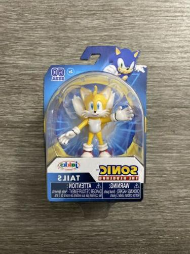 sonic the hedgehog mini 2 5 articulated