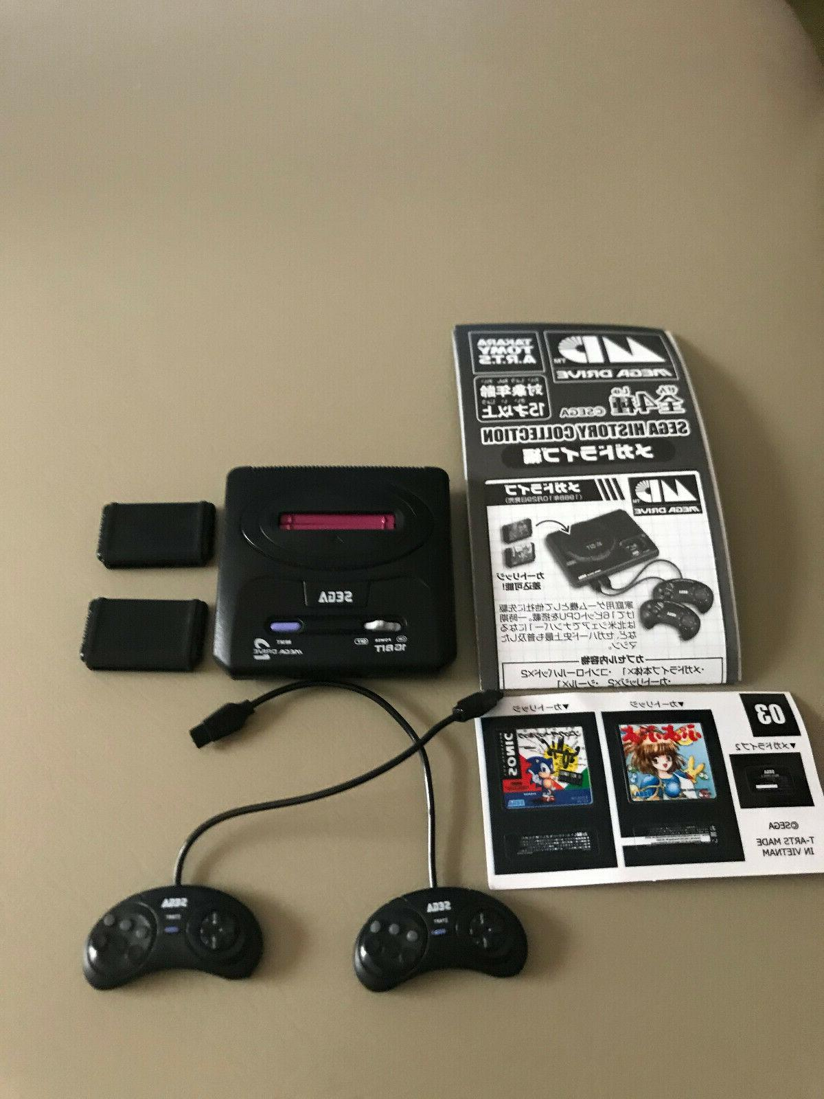 takara sega history collection mega drive 2