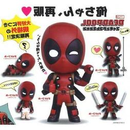 Marvel Deadpool Figure Collection Takara Tomy Arts 1.5-Inch