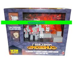 Minecraft Dungeons REDSTONE MONSTROSITY MANGLE CO-OP EDITION