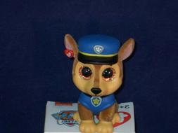 TY Mini Boos Paw Patrol SET OF 6 Figures Chase Skye Rocky Zu
