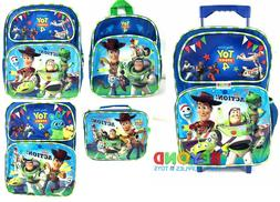 Disney Toy Story Pick Rolling Backpack Mini Small Backpack I