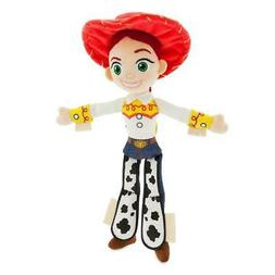 NWT Disney Store Toy Story 4 Jessie Mini Bean Bag Plush Doll