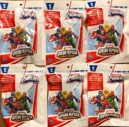 Playskool Heroes Marvel Super Hero Adventures Series 2 Set o