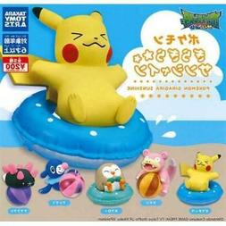 Pokemon Gira Gira Sunshine 1-Inch Takara Tomy Mini-Figure