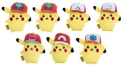 Pokemon Mocchi Mocchi Mini Pikachu 13 cm Plush Stuffed Toy -