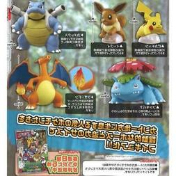 Pokemon Sun & Moon Ippai Kanto Collection Takara Tomy Mini-F