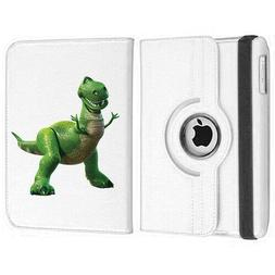 Rex Toy Story Disney Rotating 360 Case Cover Stand For Apple