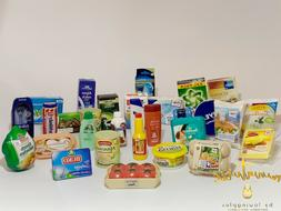 ST9 Real Minis Germany Miniature Supermarket Toy