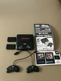 Takara Tomy Sega History Collection Mega Drive 2 Mini Gashap