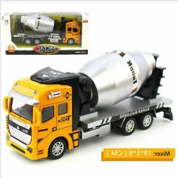 Toy Car for Kids Engineering Vehicles Mixer Truck Mini Truck