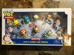 Toy Story 4 Minis Ultimate New Friends 10-Pack NEW Disney Pi
