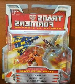Transformers Robots in Disguise Mini-Con CLEAR SKIES TEAM Se