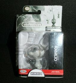 WORLD of NINTENDO mini OLIMAR B&W figure PIKMIN toy jakks PR